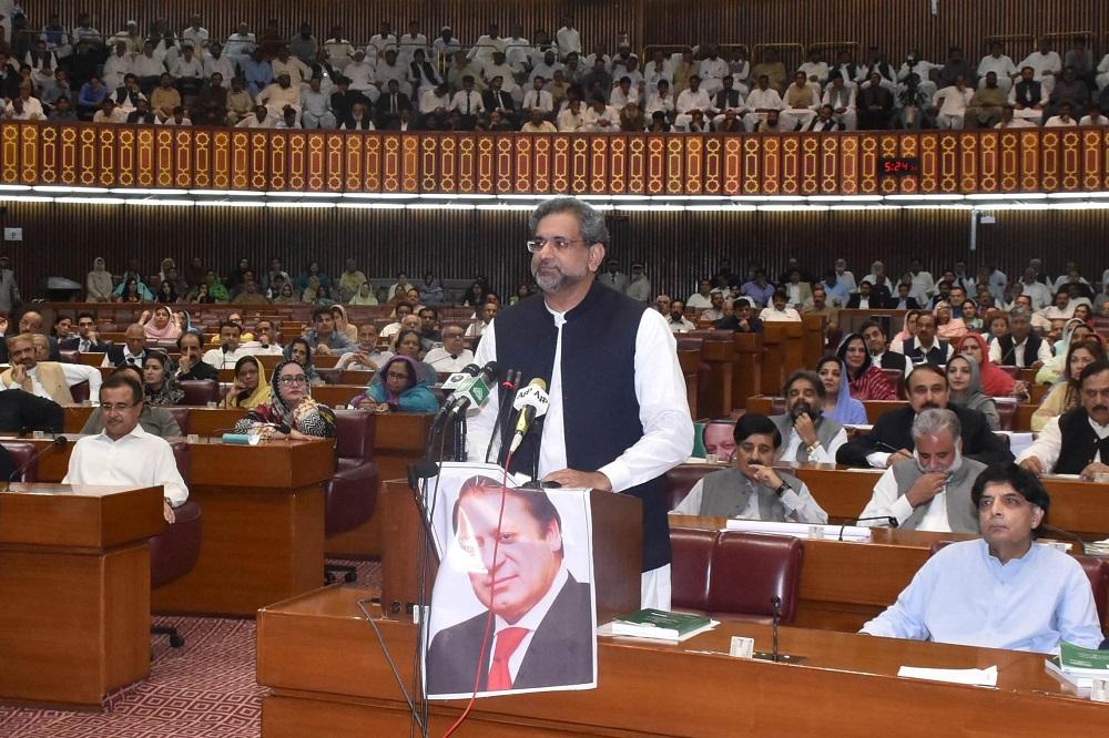 Shahid Khaqan Abbasi … the 'Other Face' of Pakistan's Nawaz Sharif