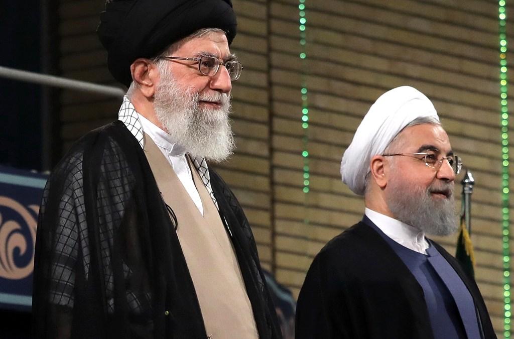 Khamenei, Rouhani Disagree over Iran's Priorities