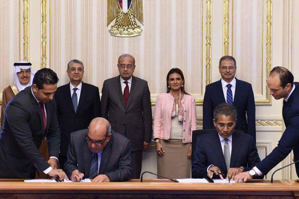 Saudi ACWA Power Signs $190 Mln Worth Solar Projects in Egypt