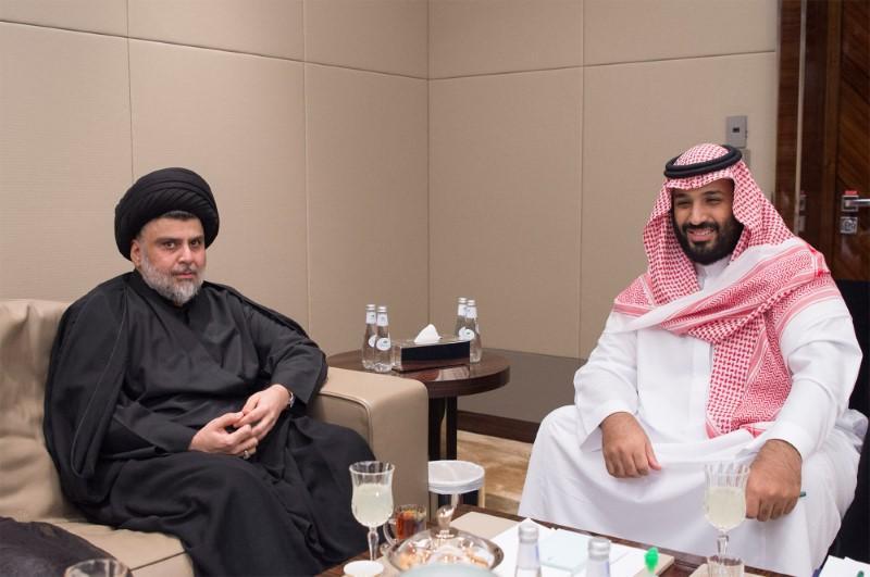 Moqtada al-Sadr: We don't Want Two Armies in Iraq