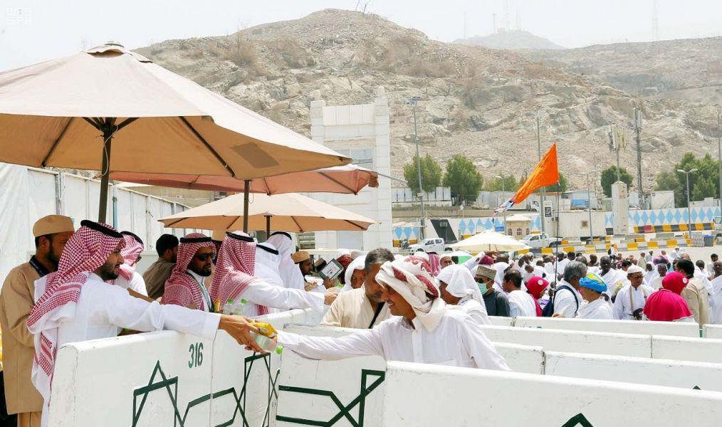 Over a Million Pilgrims in Saudi Arabia to Perform Hajj