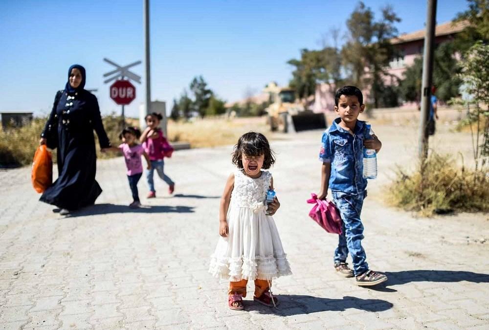 IOM: 600,000 Syrian Refugees Return Home