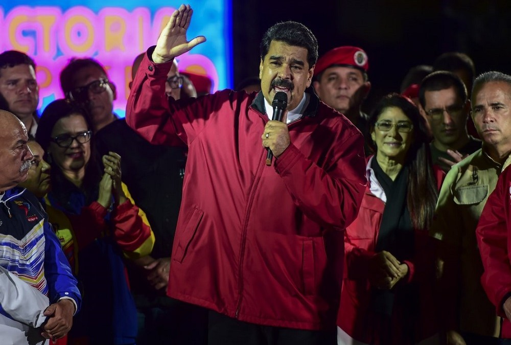 Venezuela Detains Two Opposition Leaders as US Blacklists Maduro