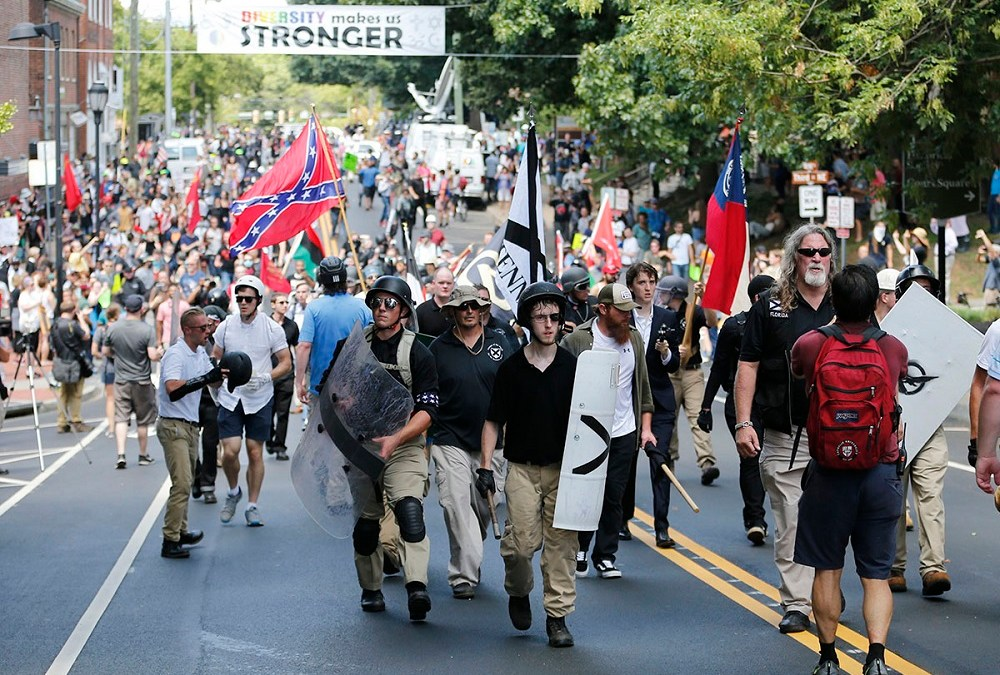 America between Current Racial Confrontations and Fears of Future Civil War