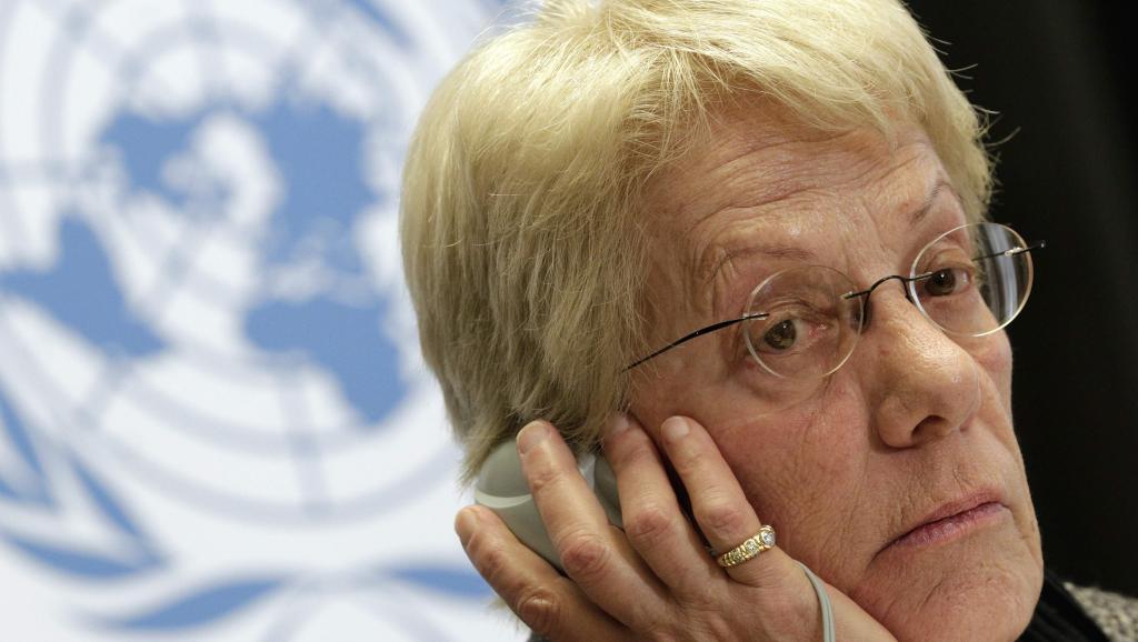 Carla del Ponte: Enough Evidence to Convict Assad of War Crimes