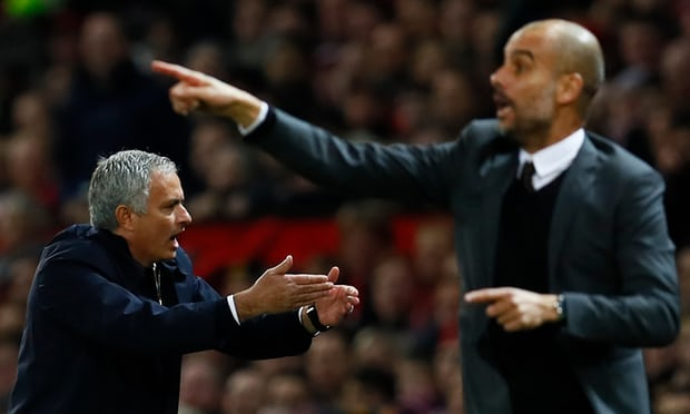 Pressure on José Mourinho and Pep Guardiola to Produce Title Challenges