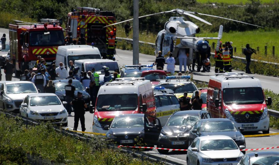 Again… Terrorism Strikes France