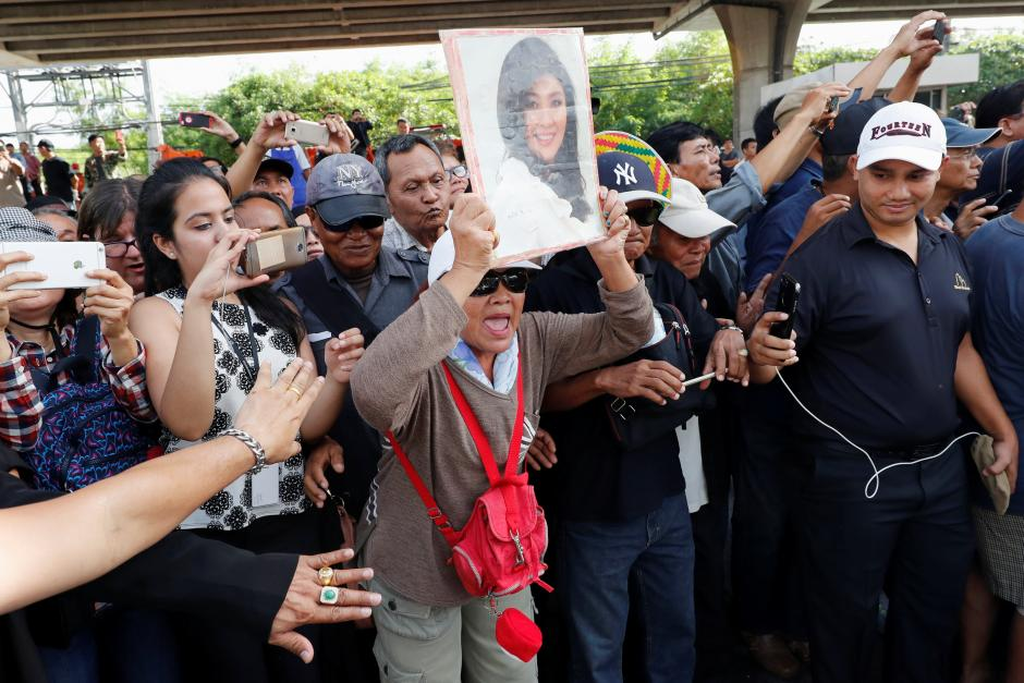 Thailand's Former PM Has Fled Abroad