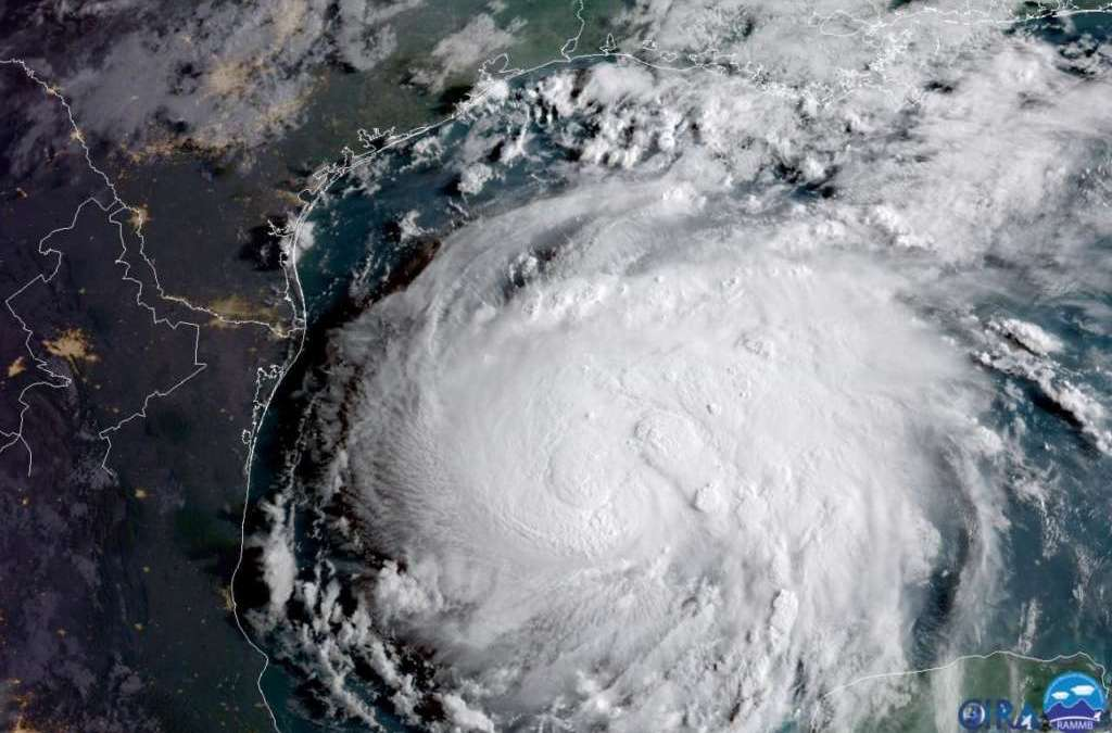 Scientists Say Hurricane Harvey Consistent with Global Warming Trends