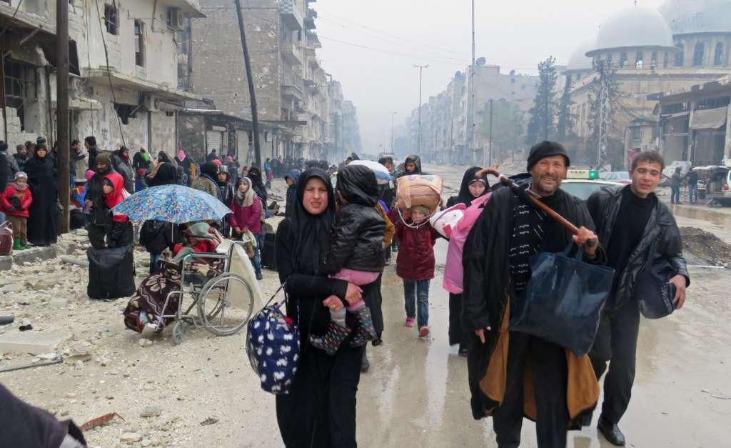 ISIS Conscription Forces Deir Ezzor's Young Men to Flee