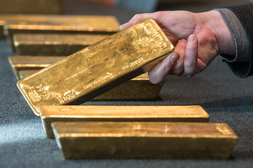Germany Brings Gold Reserves Back from Paris