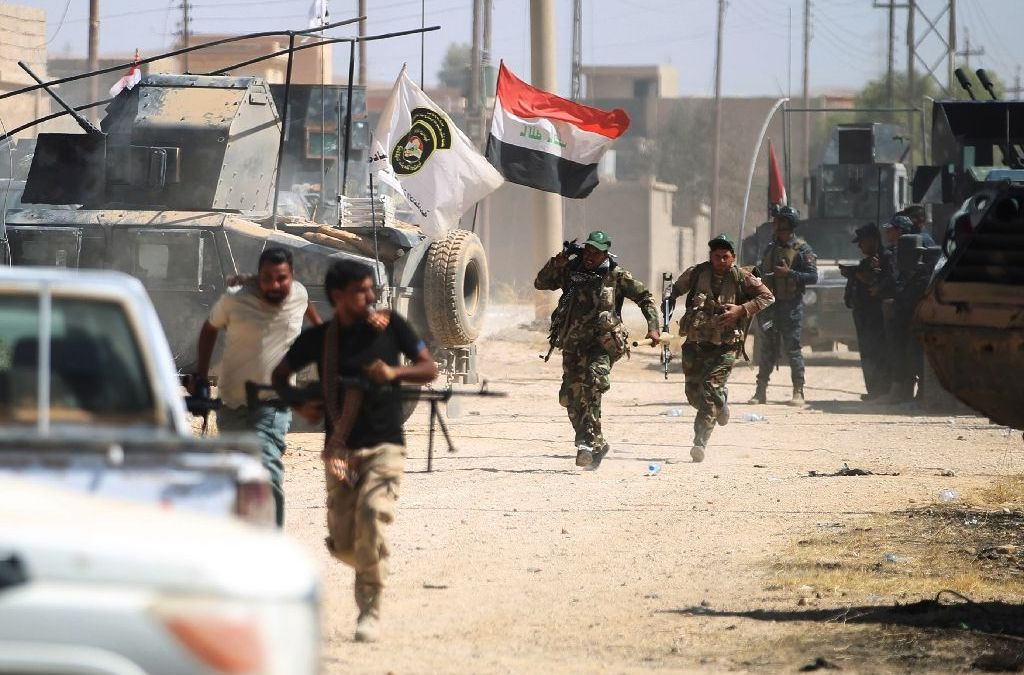 France Prepares for Post-ISIS Phase in Iraq