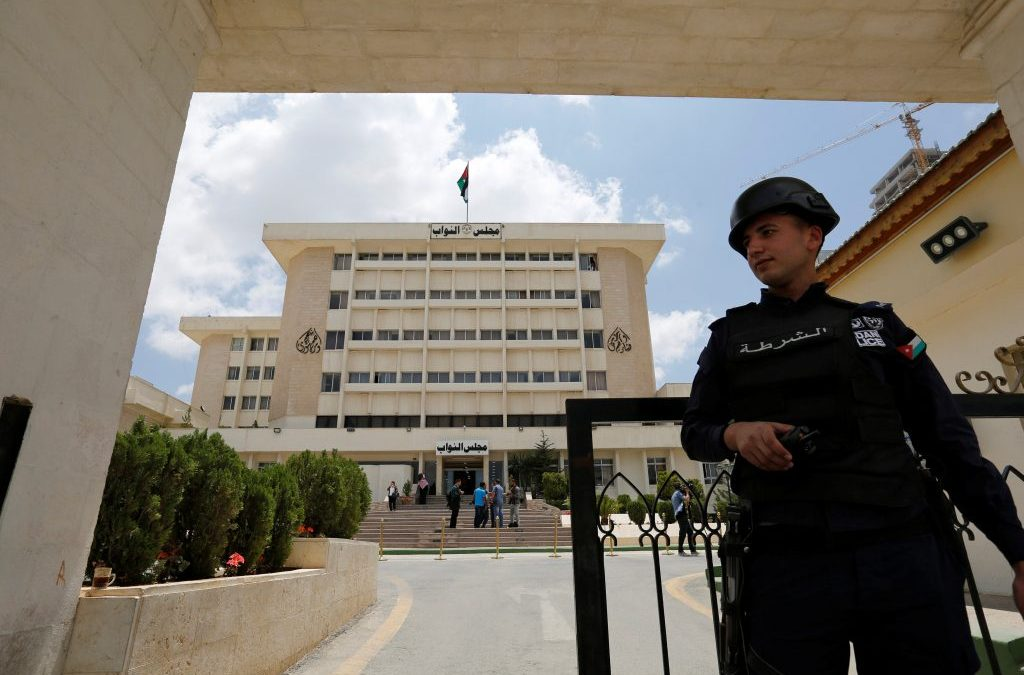 Jordanians Hit Polls in Governorate Councils 'Decentralization' Elections