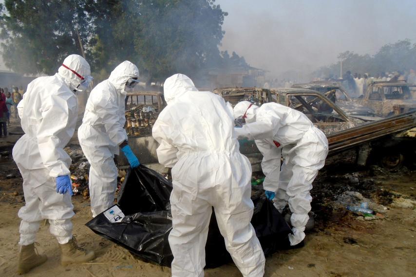 Dozens of Casualties in Nigeria Suicide Bombings