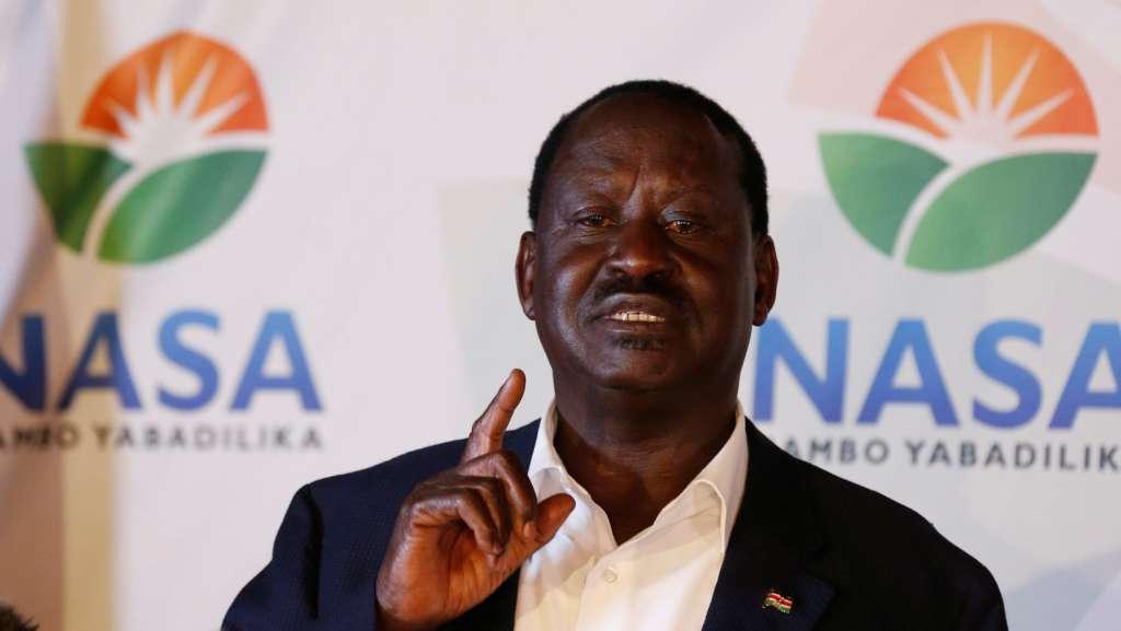 Kenya Slips into Violence amid Post-Elections Riots