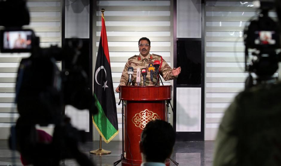Libya: LNA Forces Prepare to Enter Extremist Captive 'Derna'