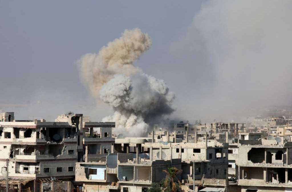 Syrian Opposition Discusses in Riyadh Assad's Fate