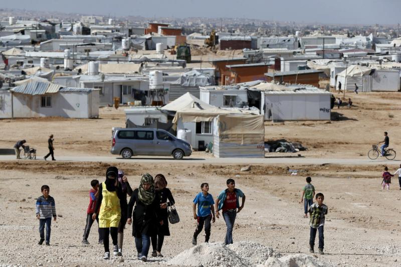 Regime Forces Expand alongside Jordan Border