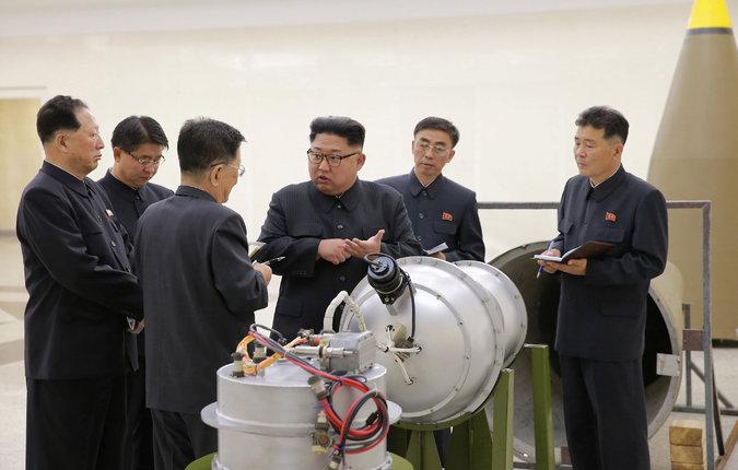 The Way to Make North Korea Back Down