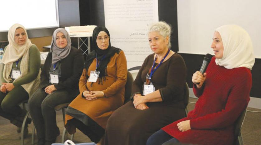 Syrian Women Empowered in Local Opposition Communities