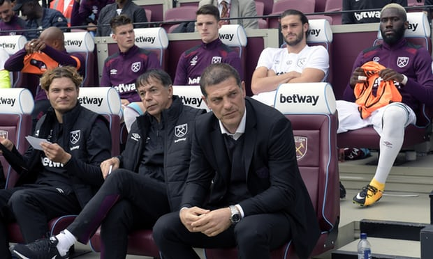 Bilic Feeling the Heat after Spurs Shine Glaring Light on West Ham Flaws