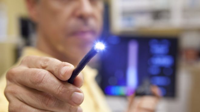 New Camera Sees Through Human Body By Detecting Light