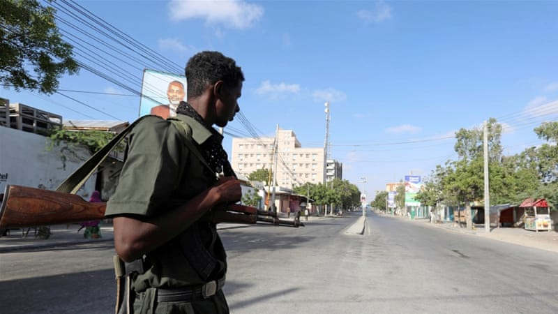 Somali Forces Clashes with Shabaab Leave 17 Dead in Border Town