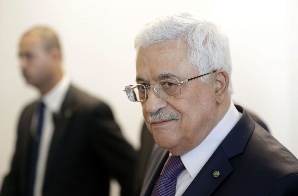 Abbas Does not Object Holding Tripartite Meeting with Trump, Netanyahu- Palestinian Sources