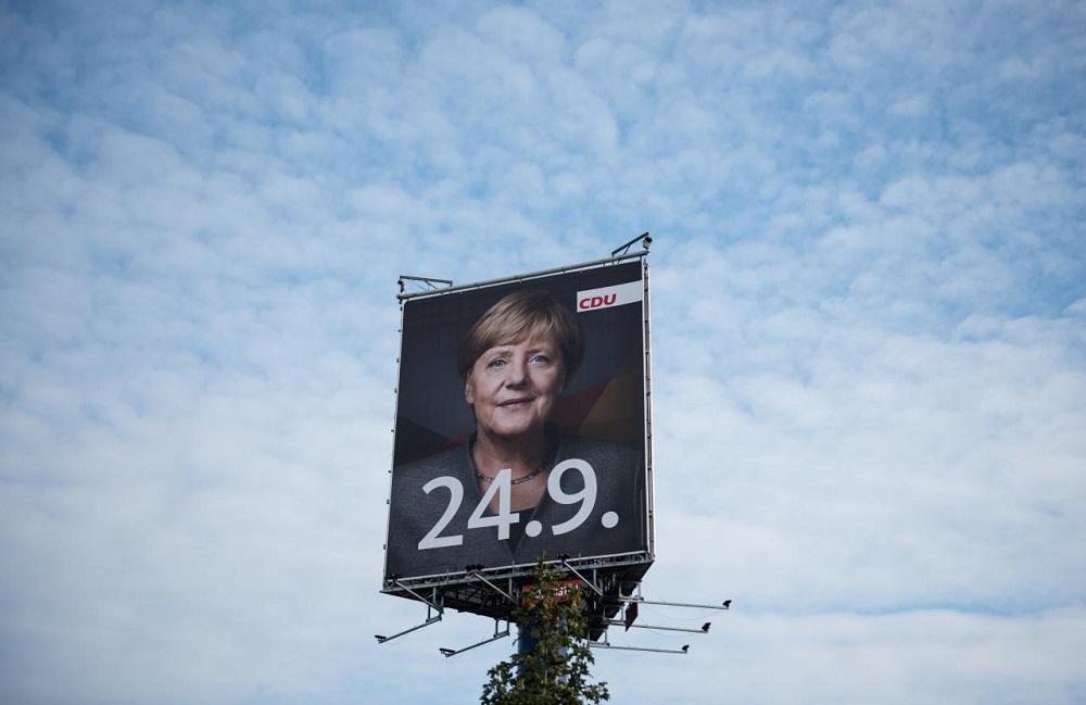 Merkel, Schulz in Final Appeal to German Voters ahead of Sunday Polls