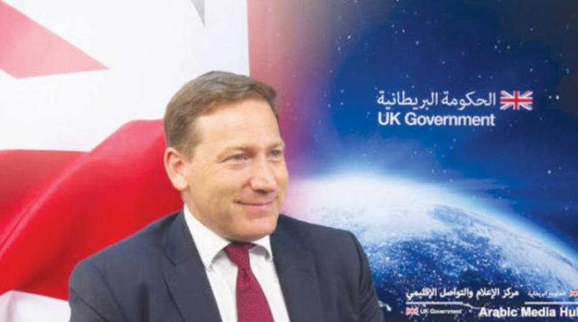 British Government Spokesman: Houthis are not Cooperating, We don't Support Kurdistan's Referendum