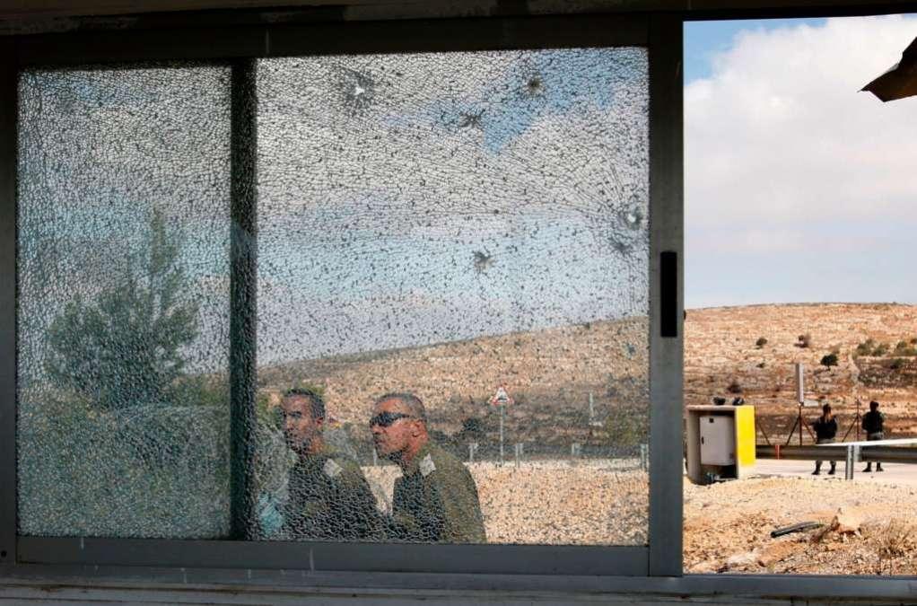 Palestinian Gunman Kills Three Israeli Soldiers near Jerusalem