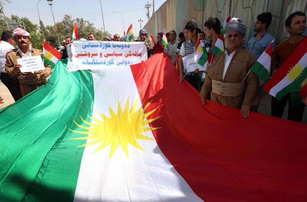 Kurds Hold Onto Referendum