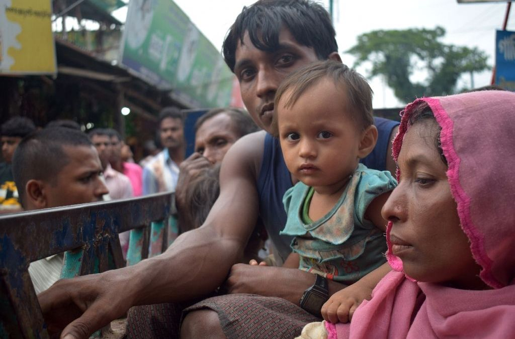 UN Condemns 'Ethnic Cleansing' of Rohingya in Myanmar