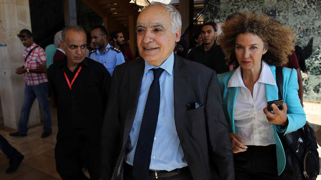 UN Presents Three-Phase Plan for Solution in Libya