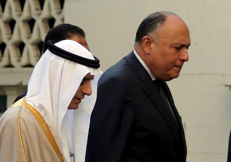 Shoukry: Ongoing Cooperation Between Anti-Terrorism Quartet