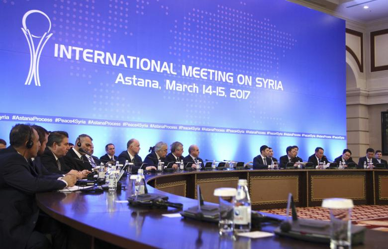 Idlib Truce Dominates Astana Talks
