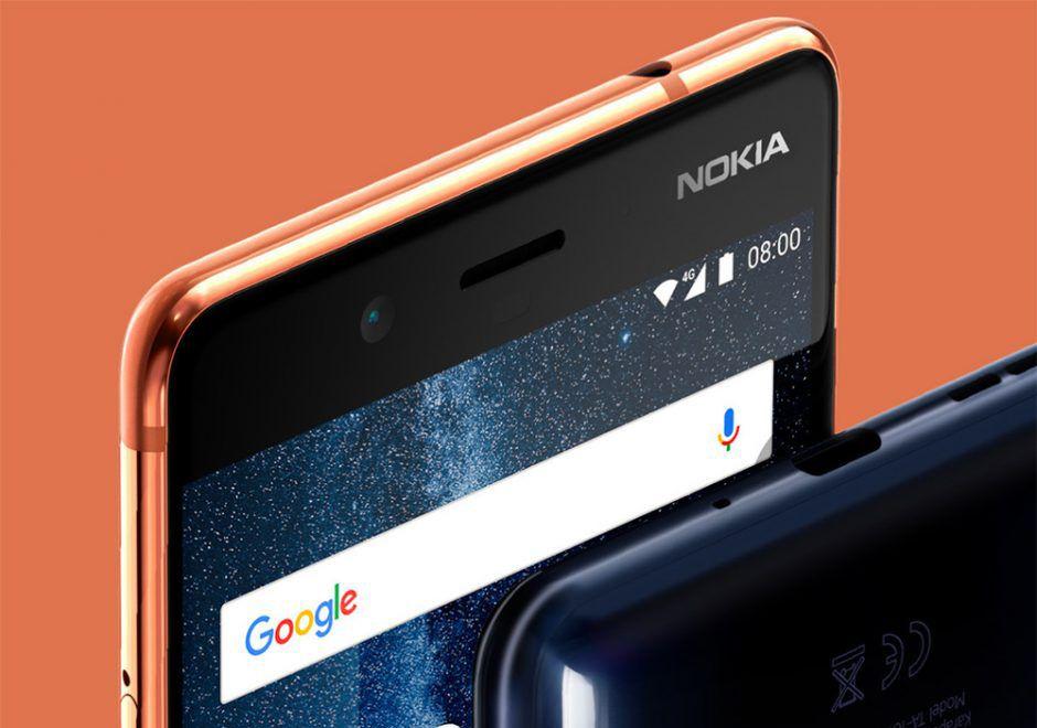Asharq Al-Awsat Tests New 'Nokia 8' before its Release in Arab Market