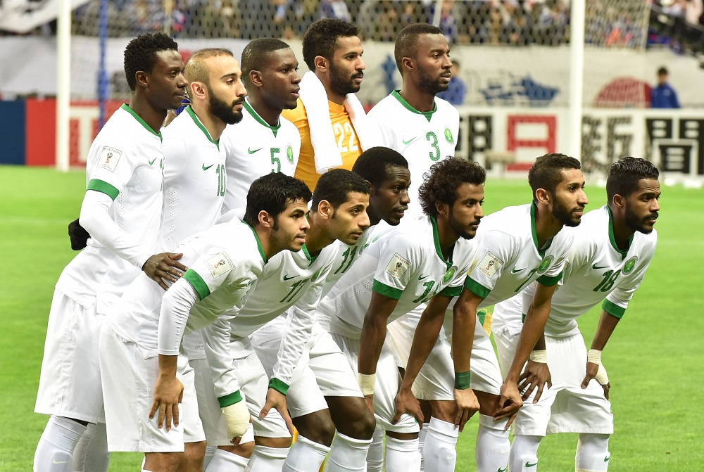Saudi Crown Prince: Fans Get Free Entry to Watch National Team's Football World Cup Qualifier against Japan