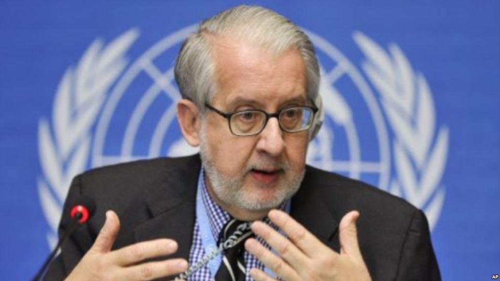 UN Confirms Syrian Regime's Responsibility for Khan Sheikhoun Chemical Attack