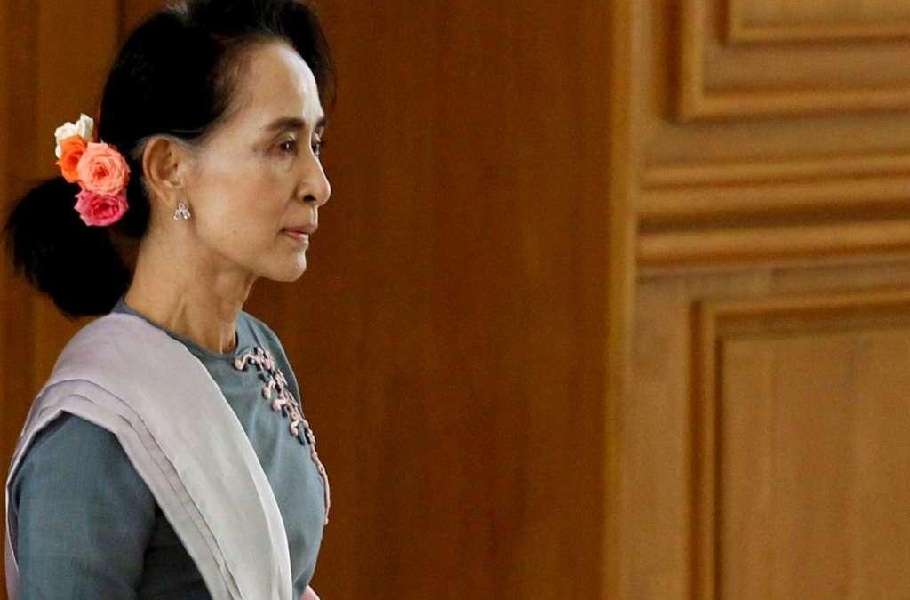 Aung San Suu Kyi Seeks to Justify Campaign against the Rohingya