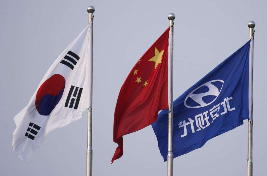 Hyundai Faces Supply Disruption in China Again