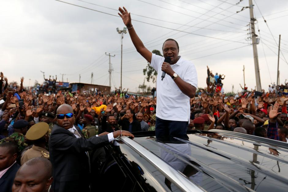 Kenya's Supreme Court Nullifies President Kenyatta's Election Win