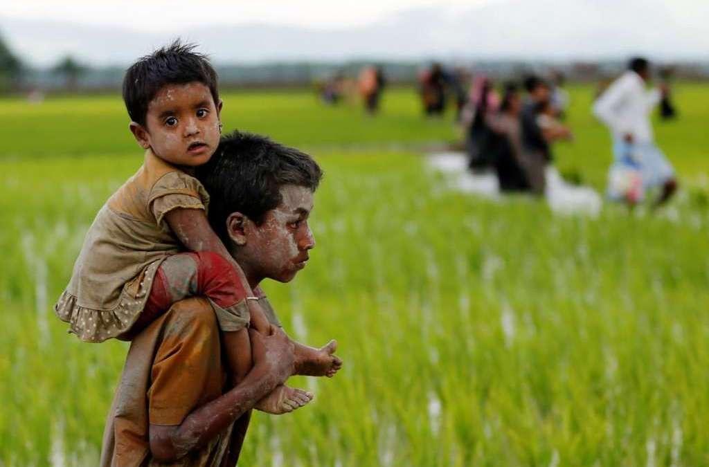 Boat Capsizes Killing 10 Rohingya Children Fleeing Violence