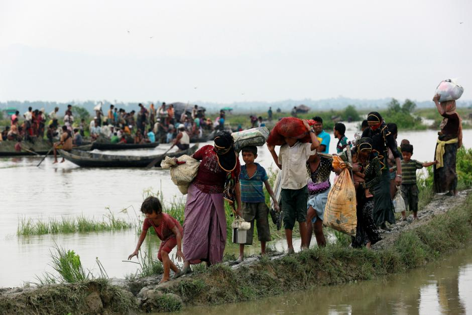 More International Pressure on Aung San Suu Kyi to End Rohingya Misery