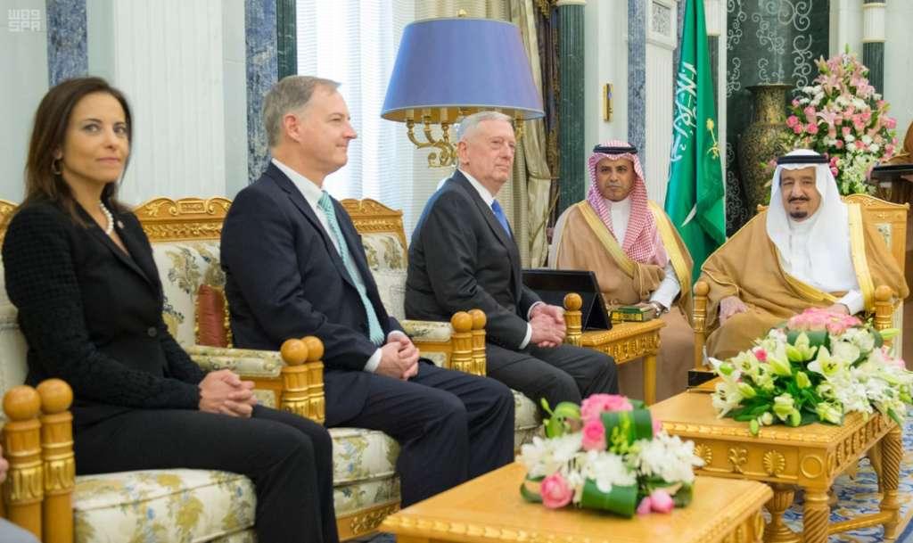 Henzel: US Values Longstanding Relationship with Saudi Arabia