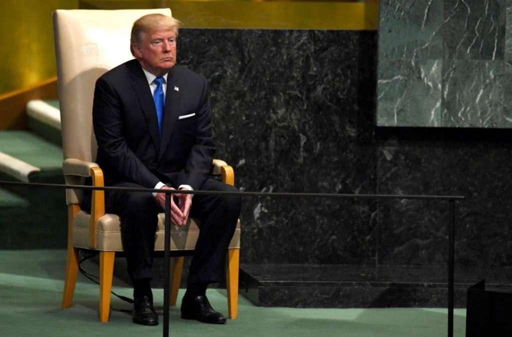 Trump 'Decided' on Iran Nuclear Deal