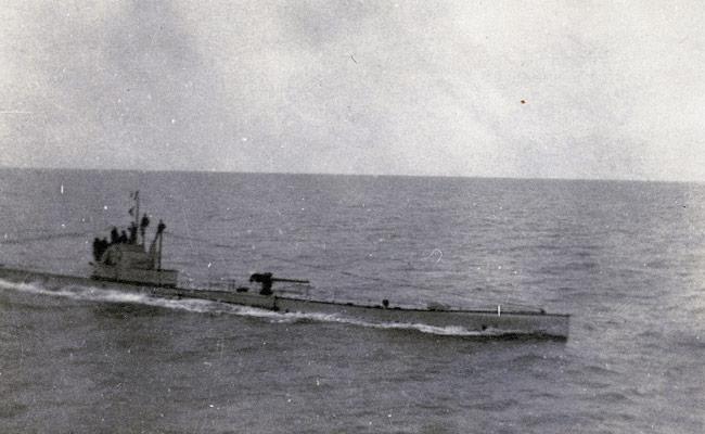 German Submarine Wreck Found Off Belgium