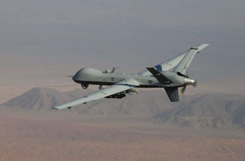 US Central Command Raids ISIS Training Camps in Yemen