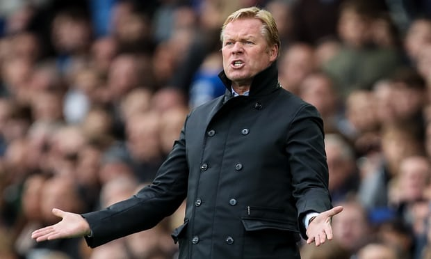 Ronald Koeman Given Time to Solve the Everton Crisis he Largely Created