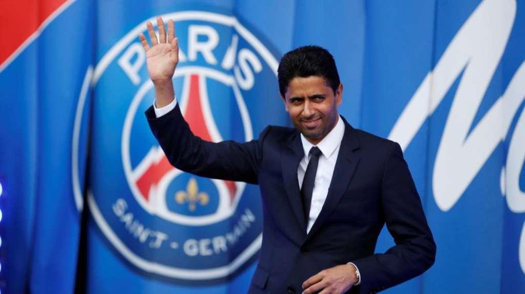 Switzerland Investigates Qatar's Khelaifi, France's Valcke